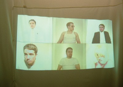 William Powhida, Video installation, Persona