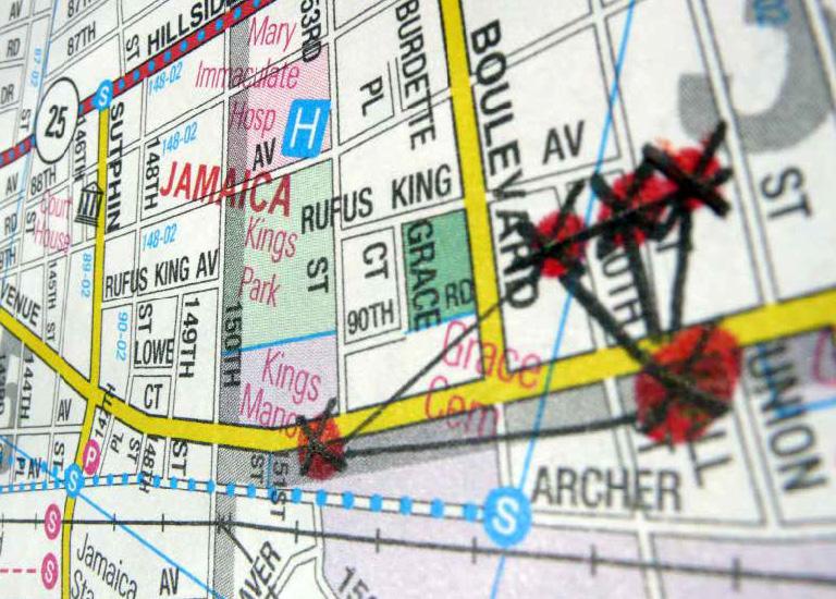 Jamaica Flux Audio Map (Shortcut Tour)